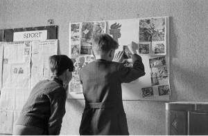 Wandzeitung